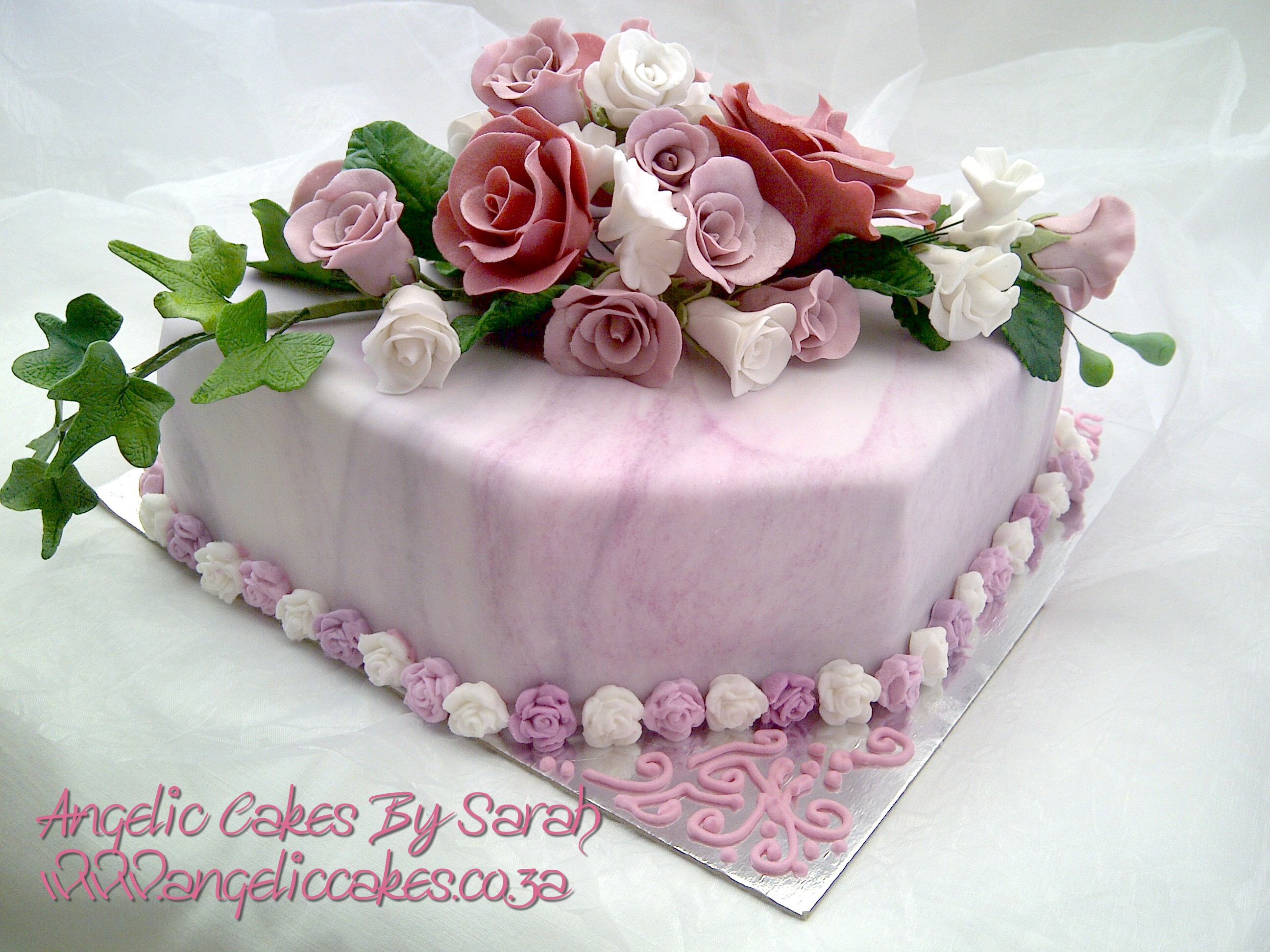 Angelic Cakes By Sarah Home